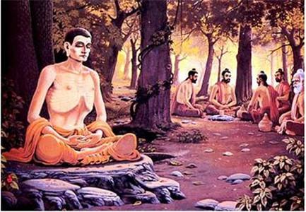 佛陀在哪里?